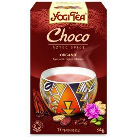 Choco Tea - Βιολογικό τσάι για ώρες απόλαυσης (YOGI TEA)
